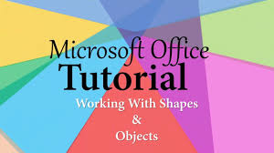 office drawing tools. How To Draw Shapes In Microsoft Word 2016 Drawing Tools Tutorial | The Teacher - YouTube Office