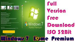 Image result for windows 7 download free full version 32 bit