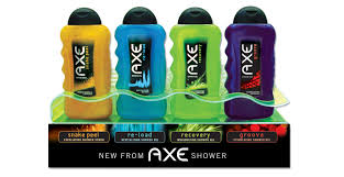 is axe shower gel advertisement ethical
