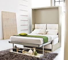 I LOVE this murphy bed! The Nuovoliola 10 is a couch AND a queen size bed.  There is even additional storage underneath the sofa cushions! For mo
