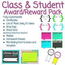 Most Likely To Award Template Class Awards Rewards Certificate Templates