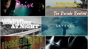 Best Title Design The Best Opening Credits Sequences Of The Decade 2010 2019