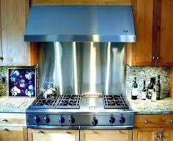 wood stove wall protection ideas kitchen stove protector ideas protector how to protect kitchen stove wall