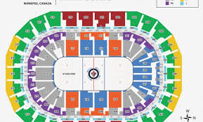 Detailed Seating Chart Bell Centre Montreal The Acc Seating Chart James Brown Arena Seating Montreal