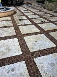 patio stones with grass in between.  Stones Grading  Throughout Patio Stones With Grass In Between