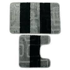 black bathroom rug set idea black bathroom rugs or interior heavenly accessories for bathroom design with black bathroom rug