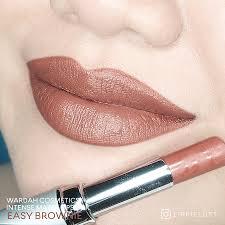 7 rekomendasi lipstik wardah matte untuk bibir hitam