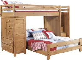 Image Difference Between Creekside Taffy Twin Full Step Bunk Bed Chest Bunkloft Beds Light Wood Rooms To Go Kids Creekside Taffy Twin Full Step Bunk Bed Chest Bunkloft Beds