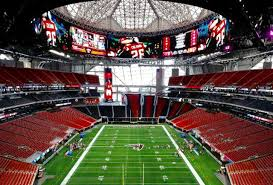 Atlanta United Seating Chart Mercedes Benz A Birds Eye View Of Mercedes Benz Stadium Atlantas Epic