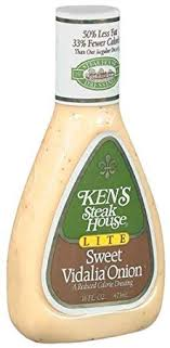 amazon ken s lite sweet vidalia onion dressing 16oz salad dressings grocery gourmet food