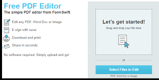 Free Org Chart Maker Formswift 10 Best Free Pdf Editing Software For Windows 2018