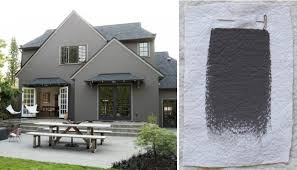 benjamin moore paint colors grayShades of Gray Architects Pick the 10 Best Exterior Gray Paints
