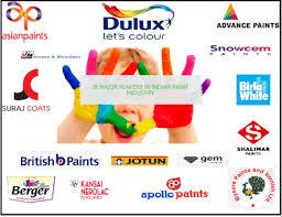 Snowcem Colour Chart Top 15 Leading Paint Companies In India 2019 Best Paint
