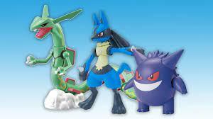 New Pokemon Model Kits Available For Pre-Order Now - GameSpot