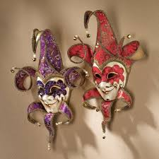 Decorative Venetian Wall Masks Amazon 60 Italian Venetian Carnival Masquerade Wall Mask 18