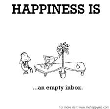 Empty inbox Dribbble Luc Reid Happiness 413 Happiness Is An Empty Inbox