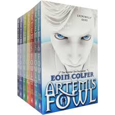 artemis fowl 7 book collection by eoin colfer children s collections at the works