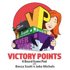 Becca Scott Designs Victory Points A Board Game Podcast Podbay