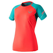 Buy Dynafit W Alpine Pro S S Tee Fluo Coral Online Now