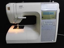 specialty maintenance finished juki computer sewing machine hzl 9900 leather skin leather vinyl 264 600 yen japanese buhinkan juki