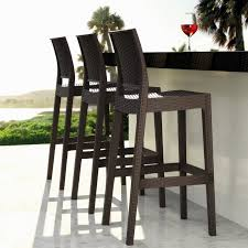36 Bar Stools Throughout Outdoor Patio Swivel Home Design Ideas And  Pictures Decorations 5 Bar Stools E80