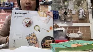Máy đánh trứng cầm tay Panasonic MK-GH3 - YouTube