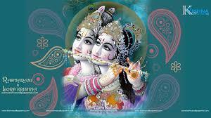 Radharani and Lord Krishna HD Photo ...