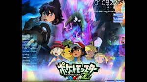 Osu! - Pokemon XY&Z opening (japanese) by Naamloos