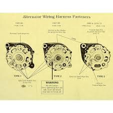 amk f 1121 mustang alternator wiring hardware (6) 1969 1967 mustang alternator wiring diagram at Mustang Alternator Wiring Diagram