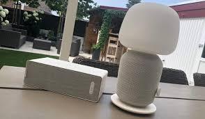 Review Ikea Symfonisk Tafellamp Speaker En Boekenplank Speaker