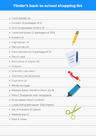 Back To School Shopping Comparison Finder Ca