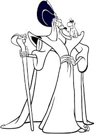 Pagine Da Colorare Stampabili Disegni Da Colorare Aladdin
