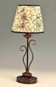 rawhide lamp shade rawhide lamp shades striped lamp shades pertaining to for decor 4