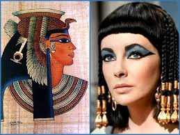 Ancient Egyptian Hair Style here is the history of makeup from ancient times gloss & glam 7345 by wearticles.com
