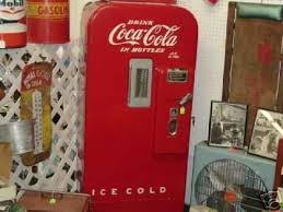 1950 Vendo 39 Coca Cola Vending Machine New Classic CocaCola Vendo 48 Soda Coke Vending Machine Of Late 48's