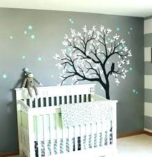 baby name wall art baby wall decals nursery wall art stickers large owl hoot star tree