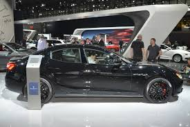 Maserati Embraces Dark Side With Special Edition Ghibli 'Nerissimo ...