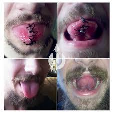 Bad Tongue Split Bodymods