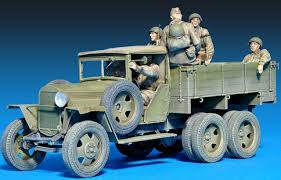 new release model car kitsThe Modelling News Miniart had three new releases  tracked four