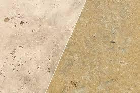 travertine vs limestone flooring