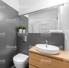Badezimmer Fliesen Modern Grau