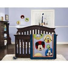mickey mouse crib sheet set 11 best mickey mouse clubhouse toddler room images on pinterest