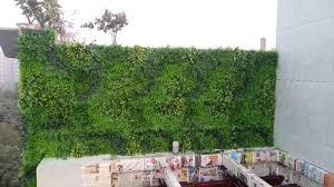 artificial grass wall green wall