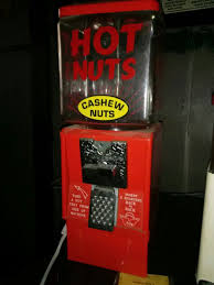 Little Nut Hut Vending Machine For Sale Unique Hot Nut Vending Machine It Takes 48 S Vintage Maybe 48s For Sale