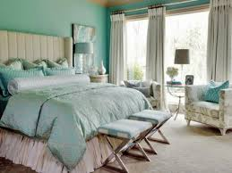 Relaxing bedroom ideas Grey Centralazdining Relaxing Bedroom Ideas In Bright Turquoise