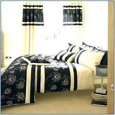cream duvet cover black and gold duvet cover cream and gold bedding black and cream bedding