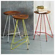Bar stool Comfy <b>grey</b> by Concepto   <b>Барный стул</b> Комфи серый ...
