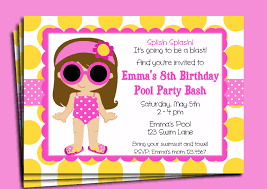 invitation templates kids party kids party cards kids birthday party invitation cards