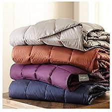 Eddie Bauer Goose Down Throw Blanket