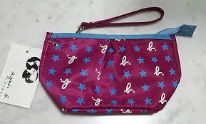 bn agnes b waterproof dumpling bag wristlet cosmetics toiletries pouch fuchsia for sgd10 90 health beauty makeup toiletries like the bn agnes b